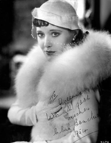 Chili Bouchier Photo [Source, Cinema Museum]