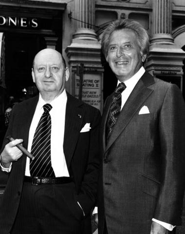 Lew Grade Photo [Source, Cinema Museum]