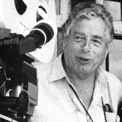 Walter Lassally Photo [Source, Cinema Museum]